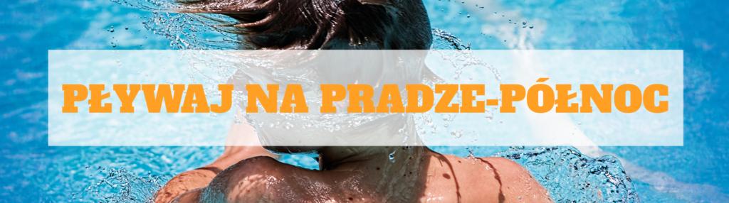 Bezpłatny basen dla mieszkańców Pragi-Północ
